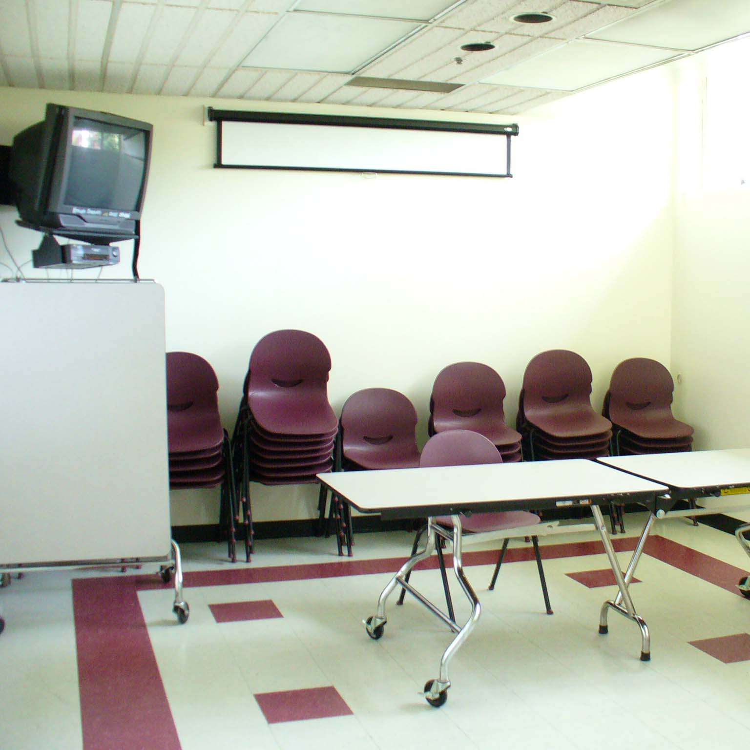 Kitsilano Community Centre Boardroom