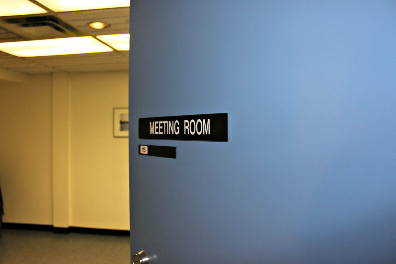 Kitsilano Community Centre Meeting Room