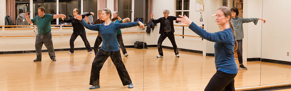 Tai Chi & Qigong with Kelly Maclean