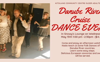 Danube River Cruise Dance Event-May 15