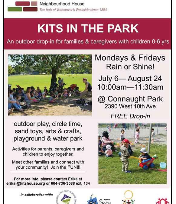 Kits in the Park