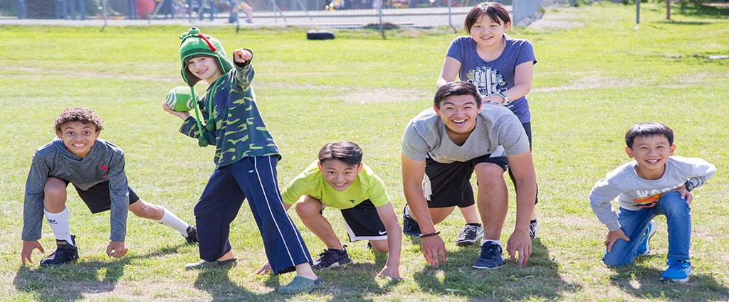 Outdoor Recreation Programs