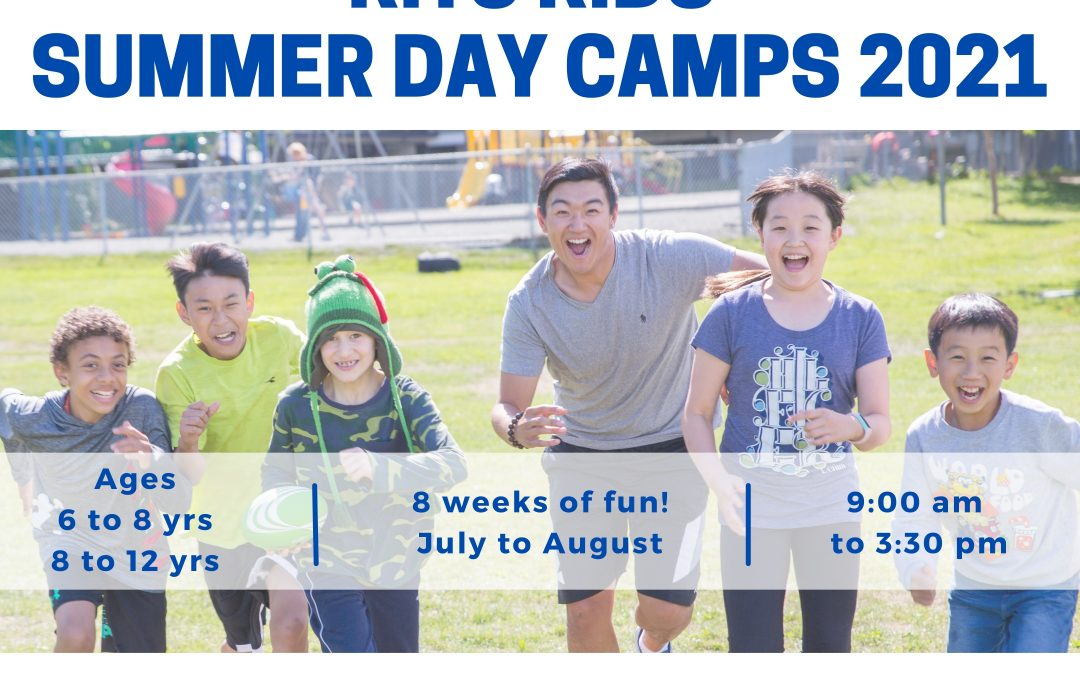 SUMMER DAY CAMPS 2021