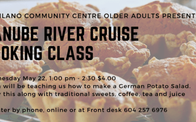 Danube River Cruise Cooking Class-May 22