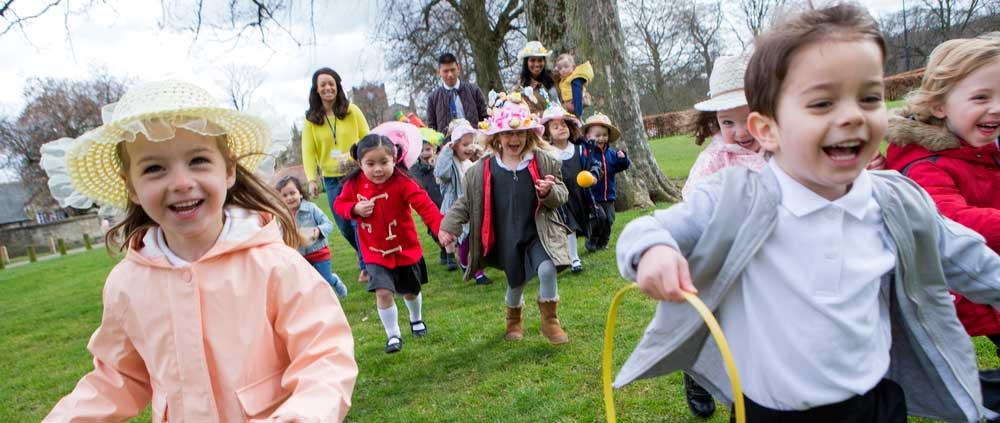 Easter Eggstravaganza 1-9yrs