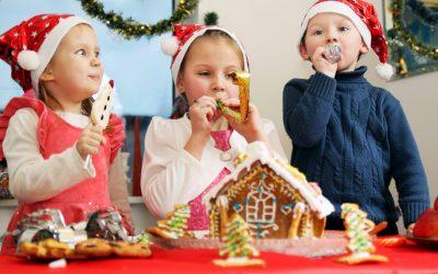 Holiday Creative Cooks (7-12 yrs)