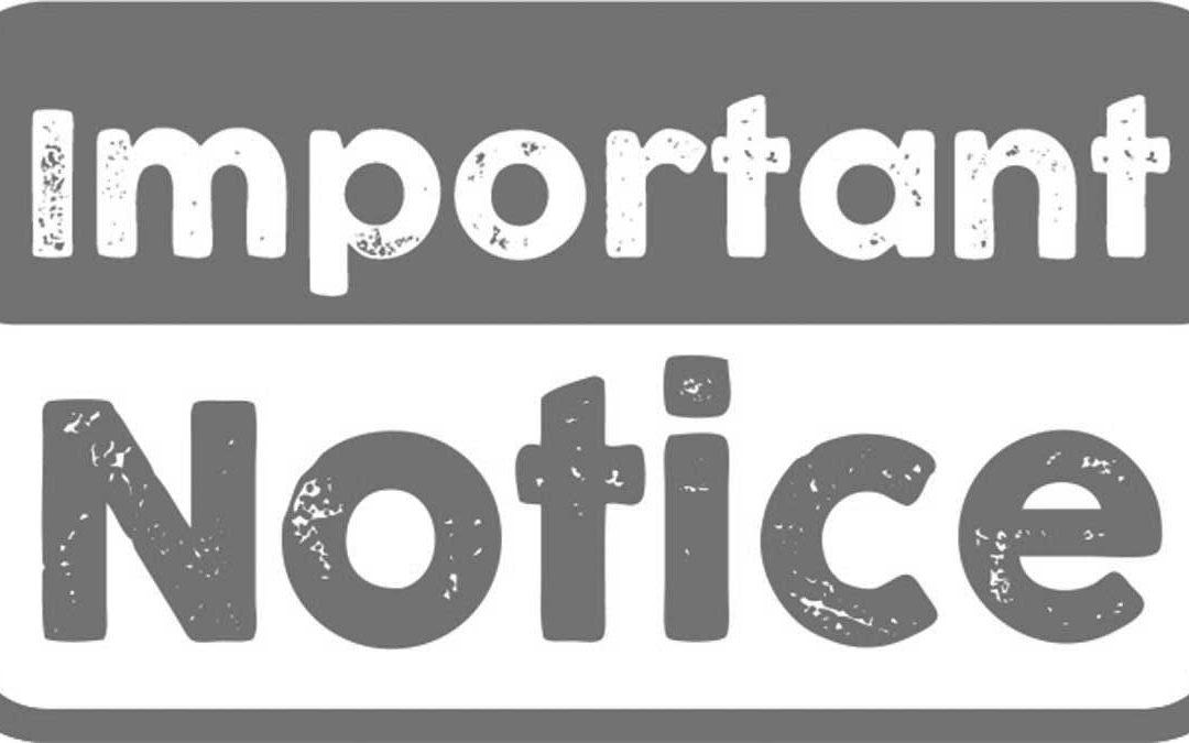 NOTE: Pickleball Schedule Change during Spring Break