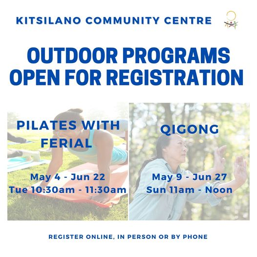 Outdoor Programs Open for Registration