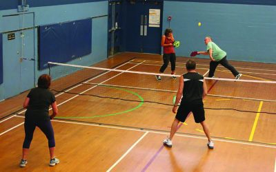 Friday Night Learn to Play Pickleball-Added Class