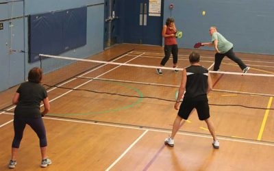 Pickleball: Learn to Play Adult Daytime Saturdays