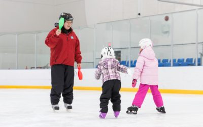 Fall Ice Skating Lesson Schedule