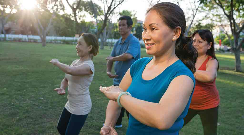 Wake up with Qigong Fitness!